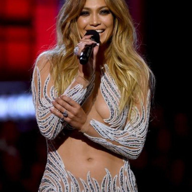 """La cantante también podría tener una """"gemela"""" Foto:Getty Images"""