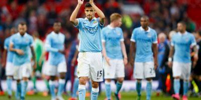 PREMIER LEAGUE: Manchester City vs. Norwich City en Etihad Stadium Foto:Getty Images