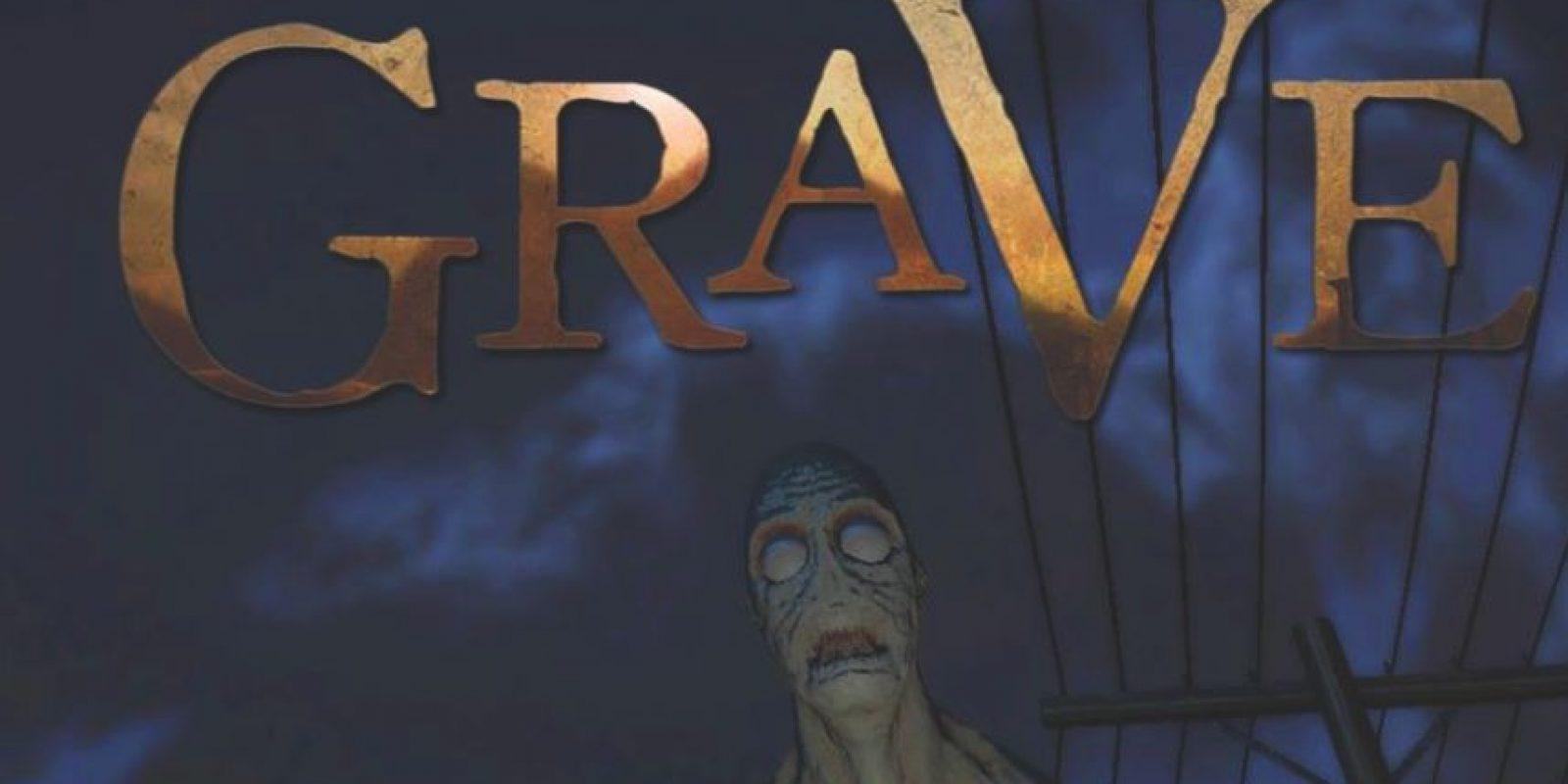 """""""Grave"""" no son siempre lo que parecen, por lo que el jugador tiene que pensar bien en cómo utilizar las herramientas. Foto: Broken Window Studio LLC"""