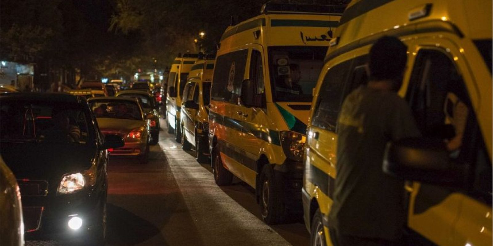 De los 224 pasajeros, se han recuperado 160 cadáveres Foto:Getty Images