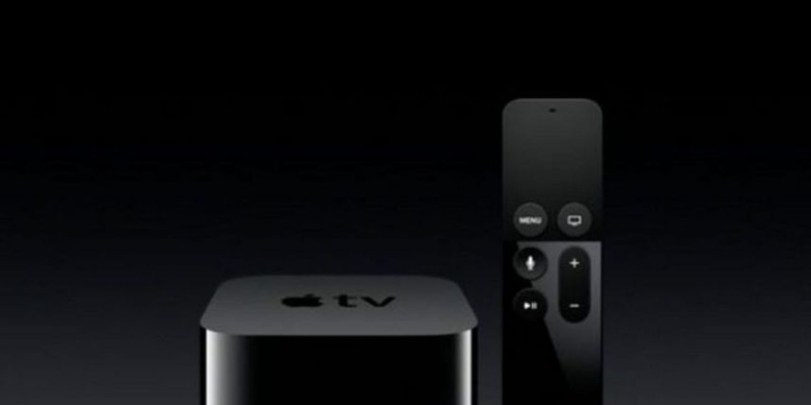 El nuevo Apple TV fue presentado el 9 de septiembre. Foto:Apple