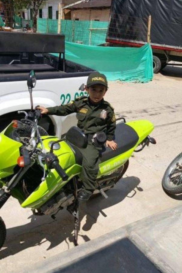 Foto:Facebook – Policía Nacional de los Colombianos