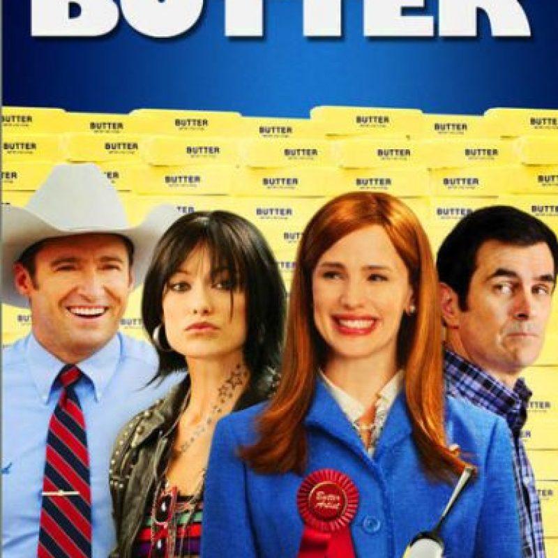 """""""Butter"""" – Disponible a partir del 15 de noviembre. Foto:vía Netflix"""