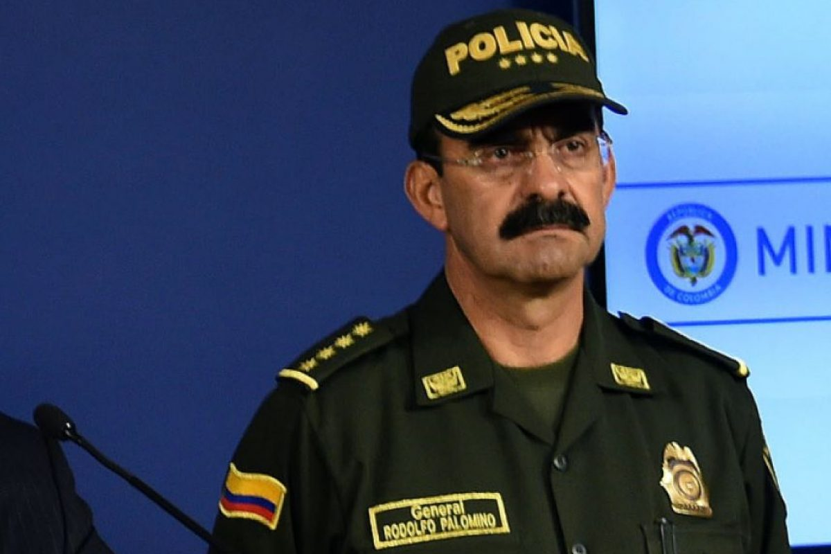 General Rodolfo Palomino. Foto:Archivo