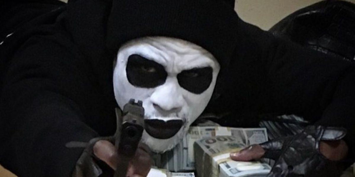 Fotos: El disfraz de Mayweather que causa polémica en Instagram