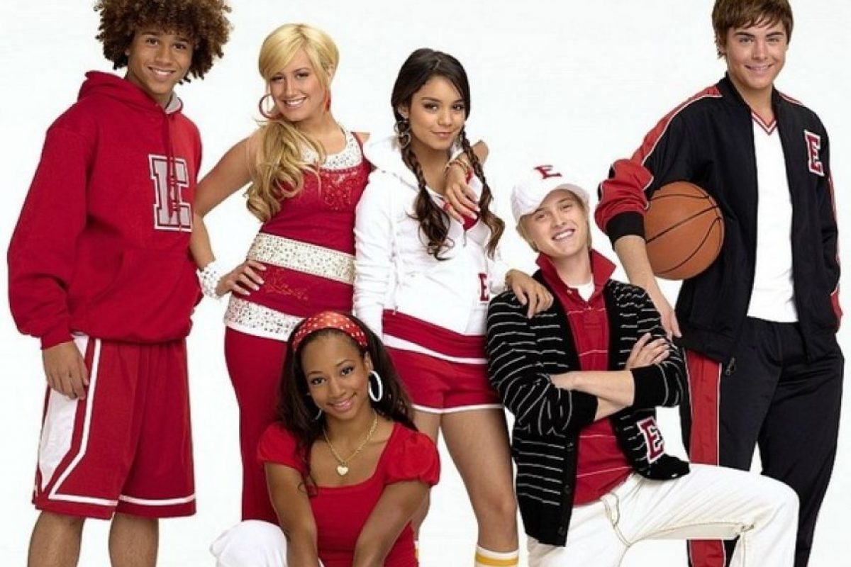 Ashley Tisdale, Vanessa Hudgens, Monique Coleman y Corbin Bleu Foto: Disney