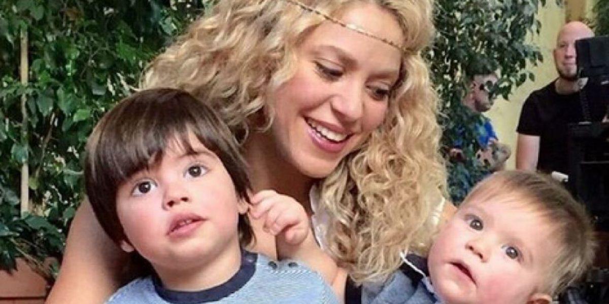 Fotos: El disfraz de Shakira y sus hijos, que causa furor en las redes