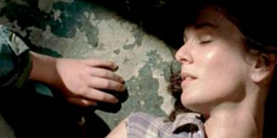"""Murió cuando dio a luz a su hija menor """"Judith"""", """"Carl"""" fue el encargado de disparar en su cabeza Foto:AMC"""