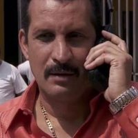 Óscar Cadena era José Orlando Henao Montoya, papel que realizó Fernando Solórzano Foto:Telemundo
