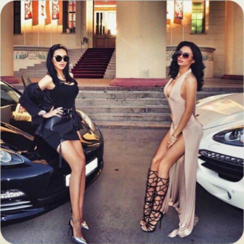Se presumen los costosos estilos de vida. Foto:Vía instagram.com/arturo5_7/