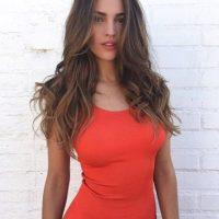 La actriz mexicana actualmente tiene 25 años. Foto:vía instagram.com/eizagonzalez