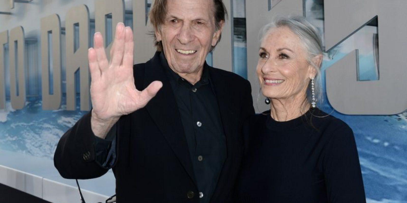 El actor falleció el pasado 27 de febrero, a la edad de 83 años. Foto:Getty Images