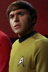 """Interpretó al copiloto """"Chekov"""" Foto:IMDB"""
