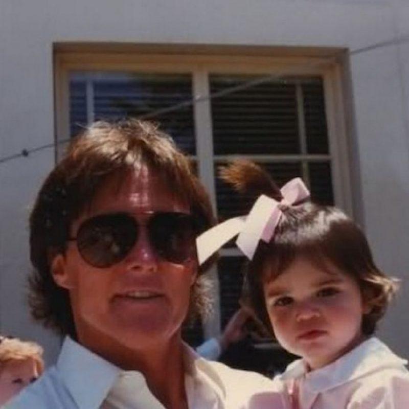 Kendall Jenner y Bruce Jenner Foto:Instagram/kendalljenner