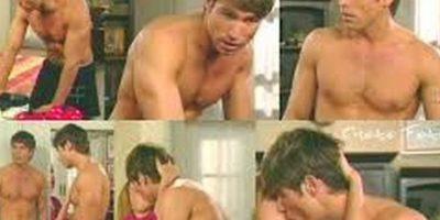 """Debutó en las telenovelas en el año 2000 en """"La casa en la playa"""" Foto:Tumbrl"""