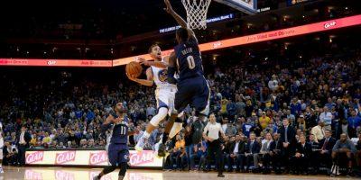 Curry es el máximo anotador de la Liga Foto:Getty Images