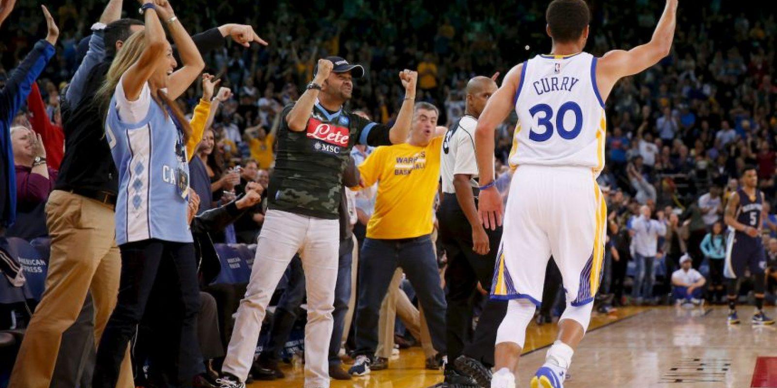 Lideró a Golden State al título en la temporada pasada Foto:Getty Images