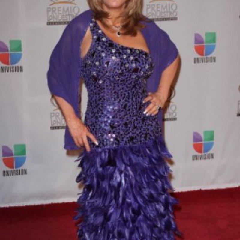 """También estuvo en la telenovela """"Dos Hogares"""". Foto:vía Getty Images"""