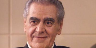"""Eric del Castillo era """"Jorge Martínez"""", influyente hombre que comete infidelidad con su asistente. Foto:vía Televisa"""