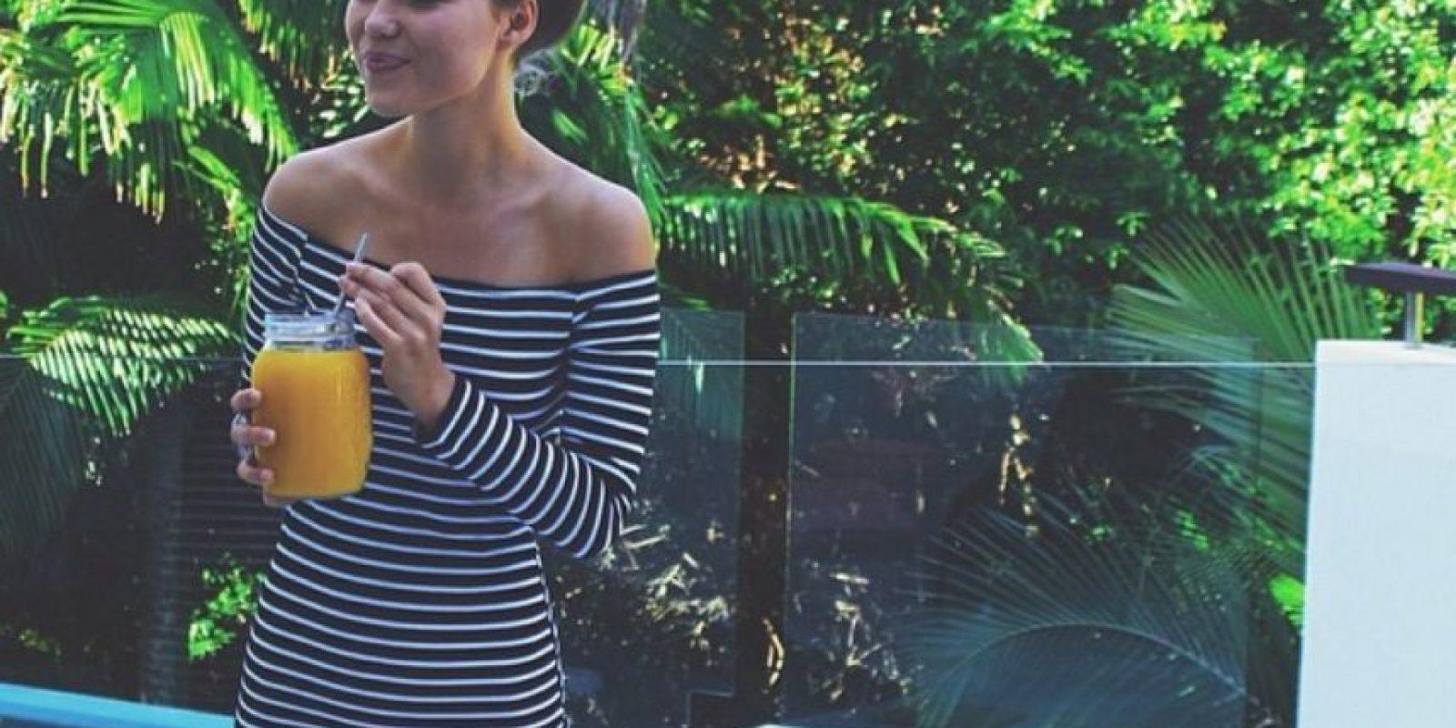 Sus fotos parecían perfectas. Foto:vía Instagram/essenaoneill