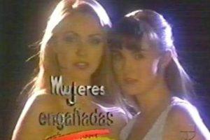 """Marisol Mijares era """"Maria Rosa Duarte"""", hija de """"Yolanda"""" y """"Javier"""". Foto:vía Televisa"""