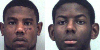 Ambos estaban drogados y atacarona su padre. Las autoridades afirmaron que los dos querían quemar la casa. Foto:Vía Georgia Detention Center