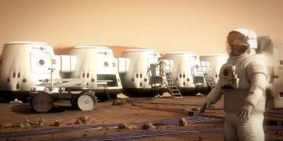 Poner las primeras cuatro personas en Marte costará 6 mil millones de dólares. Foto:Vía facebook.com/MarsOneProject
