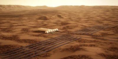 El proyecto fue creado por el empresario energético holandés Bas Lansdorp y científico de la Agencia Espacial Europea Arno Wielders. Foto:Vía facebook.com/MarsOneProject