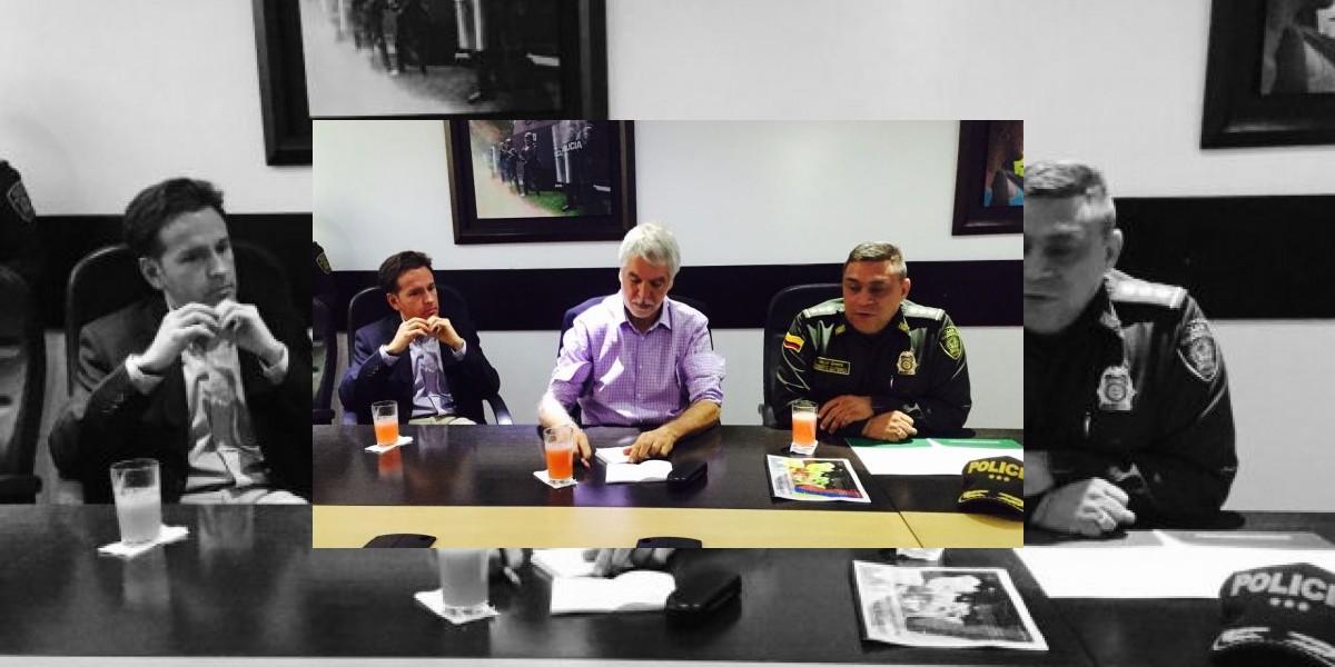 Peñalosa nombra a Daniel Mejía como Secretario de Seguridad