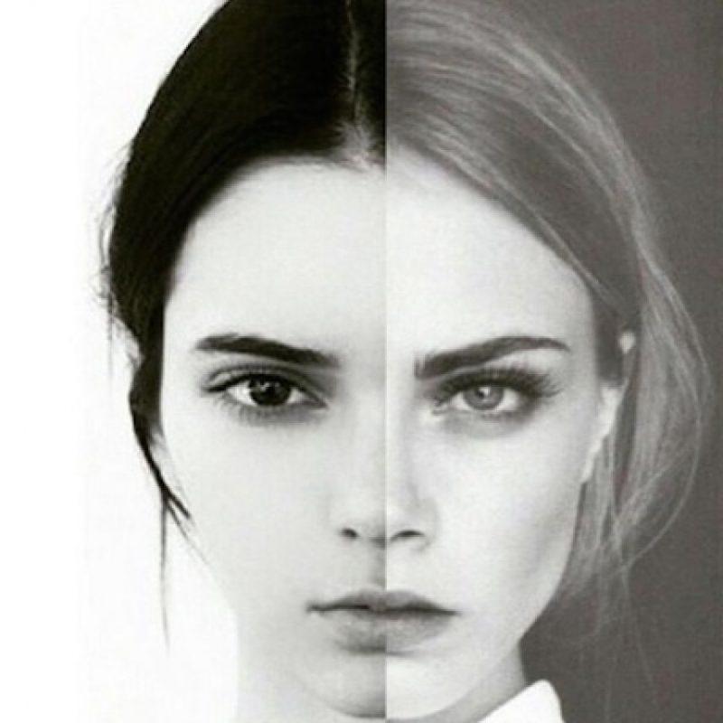 """Son """"casi hermanas"""" Foto:Instagram/caradelevingne"""