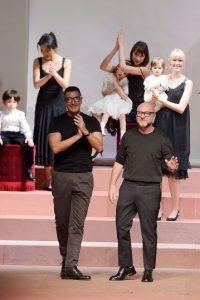 """Ambos son dueños de la compañía """"Dolce & Gabbana"""" Foto:Getty Images"""