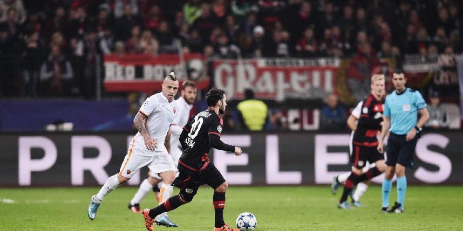 Mientras que Roma es sotanero con solo dos puntos y necesita sumar para seguir con vida Foto:Getty images