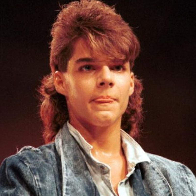Así se veía en los 80. Foto:vía Getty Images