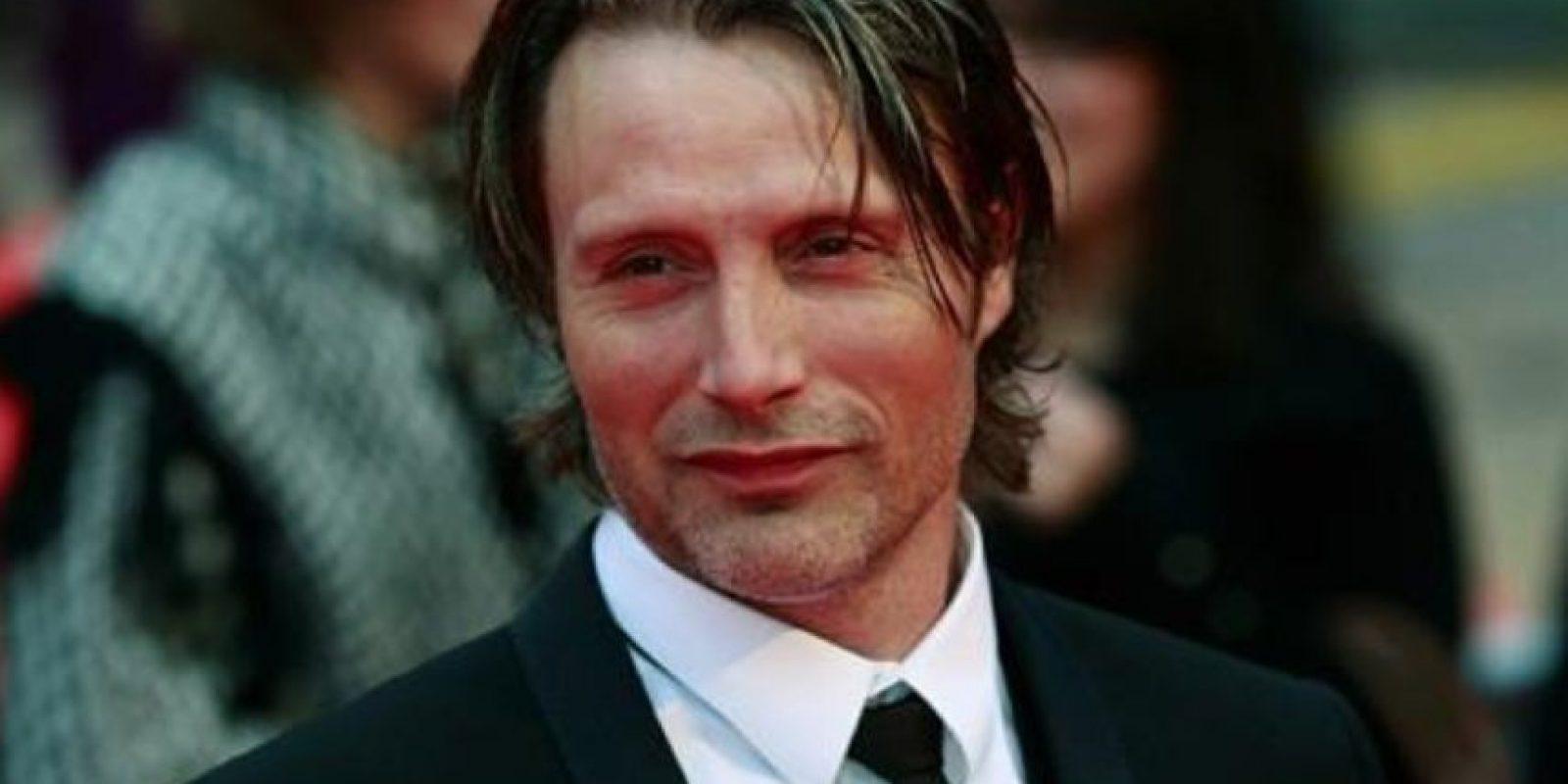 """El actor danés ahora es un ídolo con """"Hannibal"""". Foto:vía Facebook/Mads Mikkelsen"""