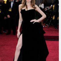 Sobre todo porque los rumores del mal aliento de Angelina Jolie son ciertos. Foto:vía Getty Images