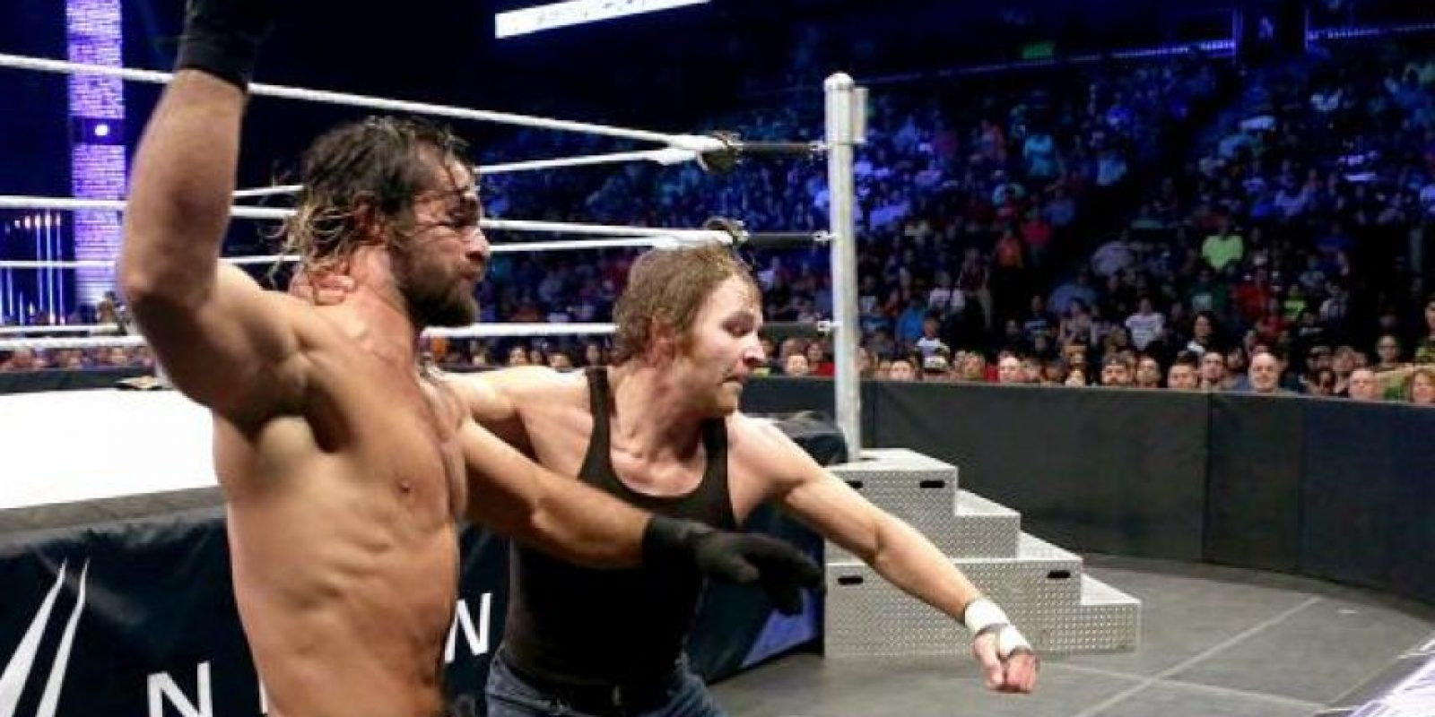 Es uno de los luchadores más polémicos de la actualidad Foto:WWE