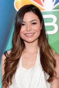 2. Miranda Cosgrove Foto: Getty Images