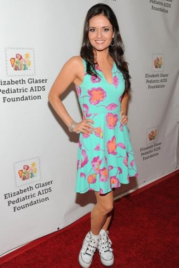 9. Danica McKellar Foto: Getty Images
