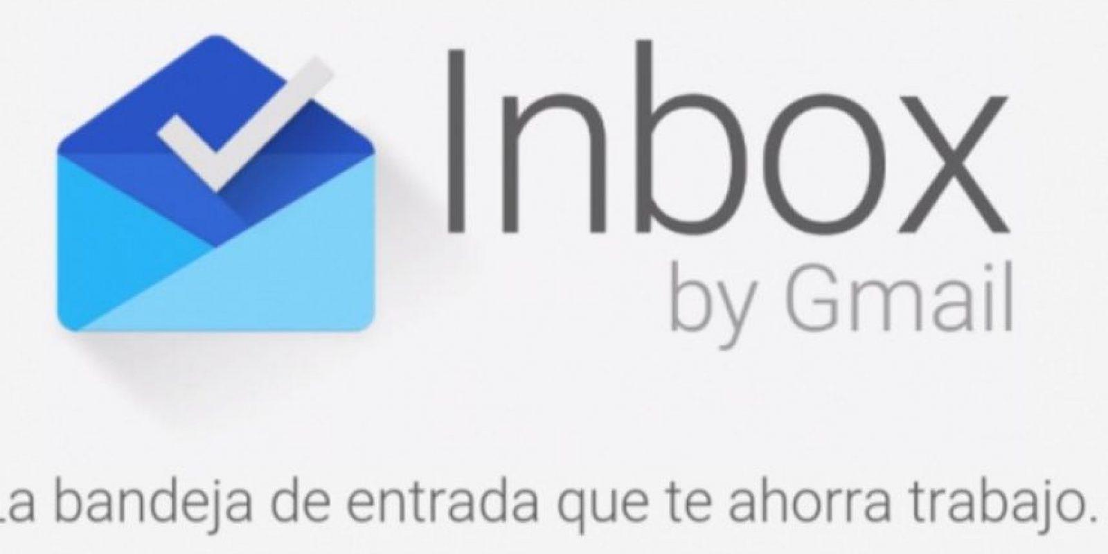 Inbox responderá los correos electrónicos por ustedes. Foto:Google