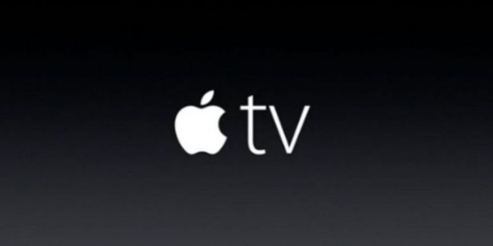 Apple TV permite reproducir contenido multimedia. Foto: Apple