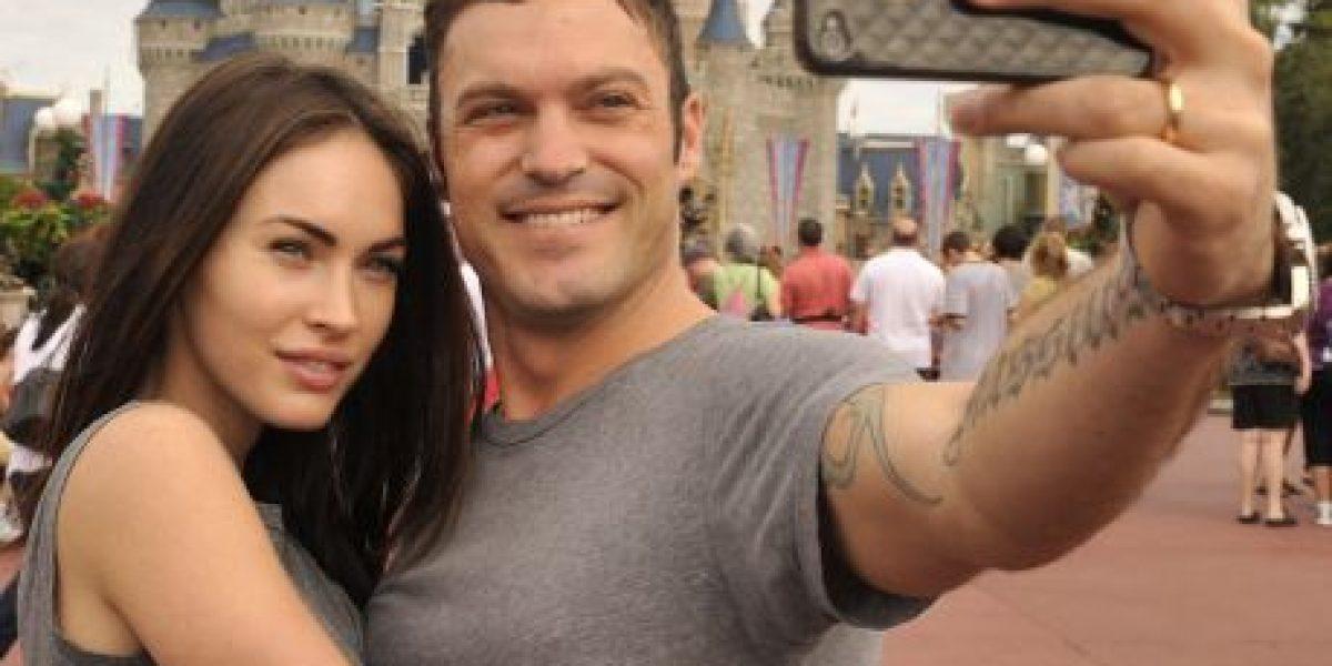 Megan Fox y Brian Austin Green nuevamente juntos tras solicitud de divorcio