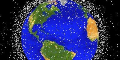 Todo lo que deben saber de la basura espacial Foto:Getty Images