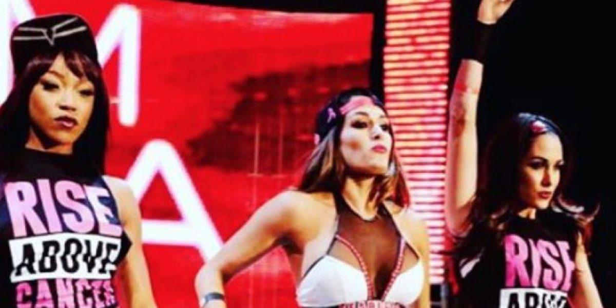 Cierto o falso: ¿En verdad está lesionada esta diva de la WWE?