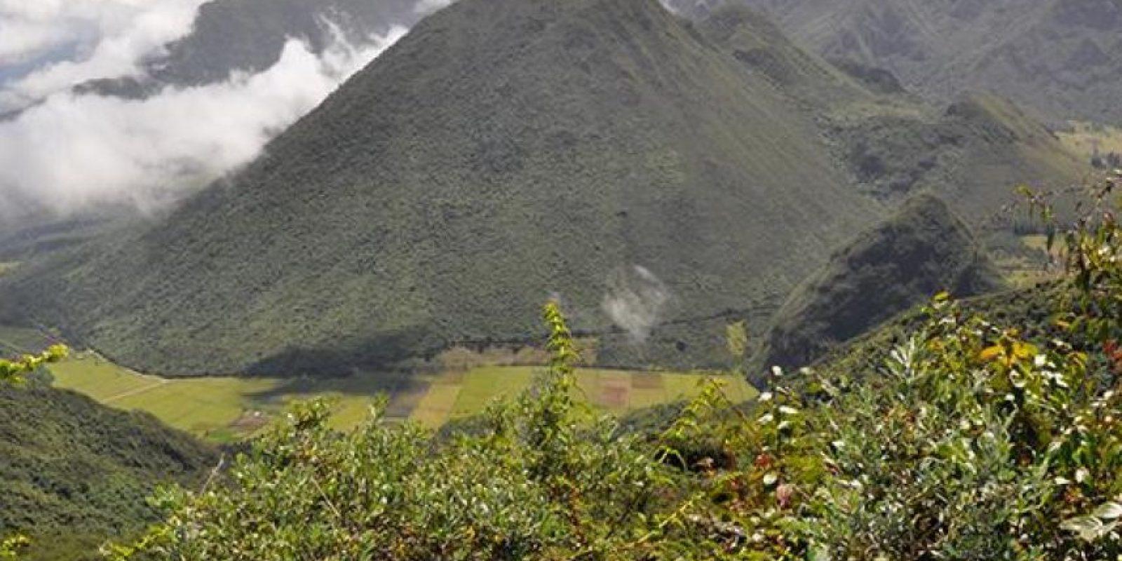 Inspiración y naturaleza juntos Foto:Vía quito.com.ec