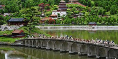 Su primer destino fue la ciudad Shenzhen. Foto:Wikipedia.org
