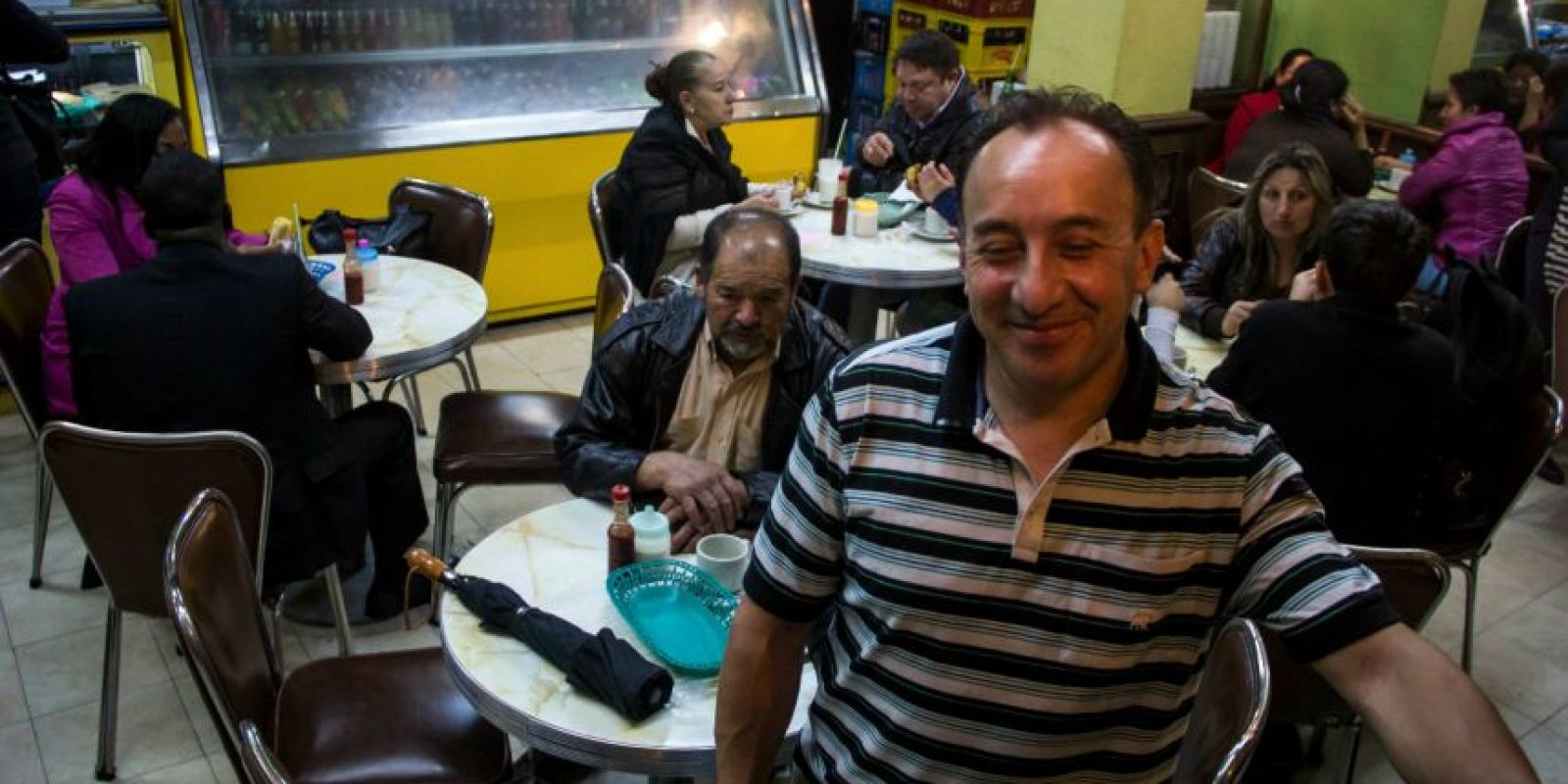 Salon Fontana Café pasteleria: Calle 12 c # 5 – 98 Foto:Carlos Bernate- Publimetro