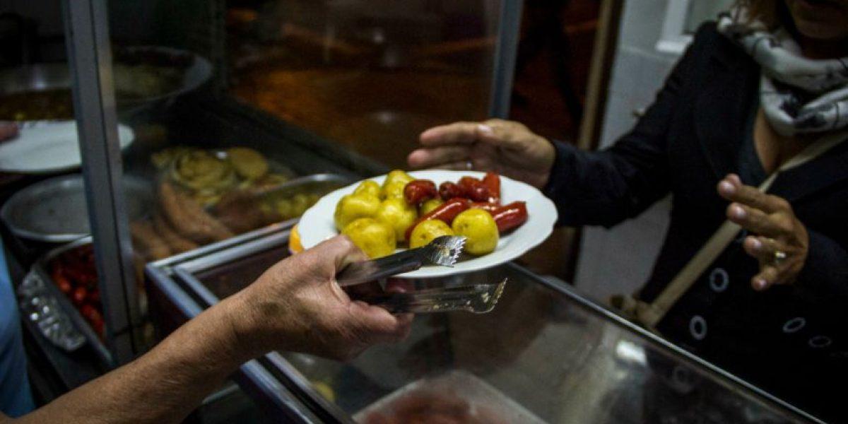 Fotos: los mejores lugares de comida callejera en Bogotá
