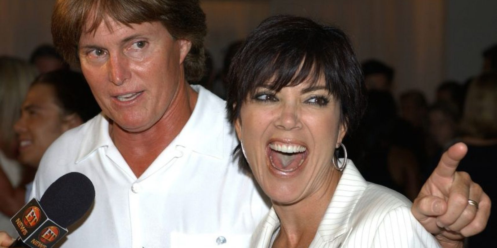 Luego de 22 años de casados, la pareja se separó en 2013. Foto:Getty Images