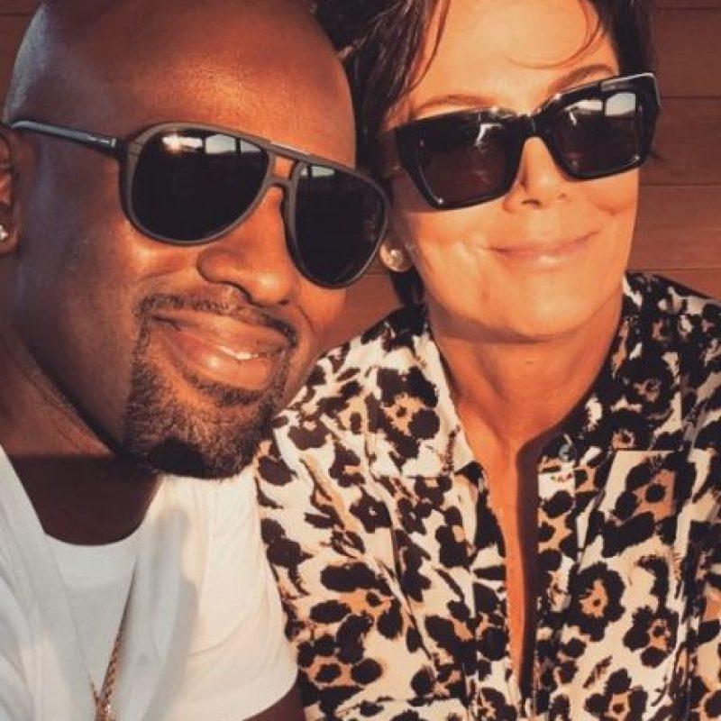 Por su parte, Kris Jenner inició un romance con Corey Gamble, el road manager de Justin Bieber Foto:vía instagram.com/coreygamble