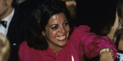 Cristina Onassis. Foto: vía Getty Images